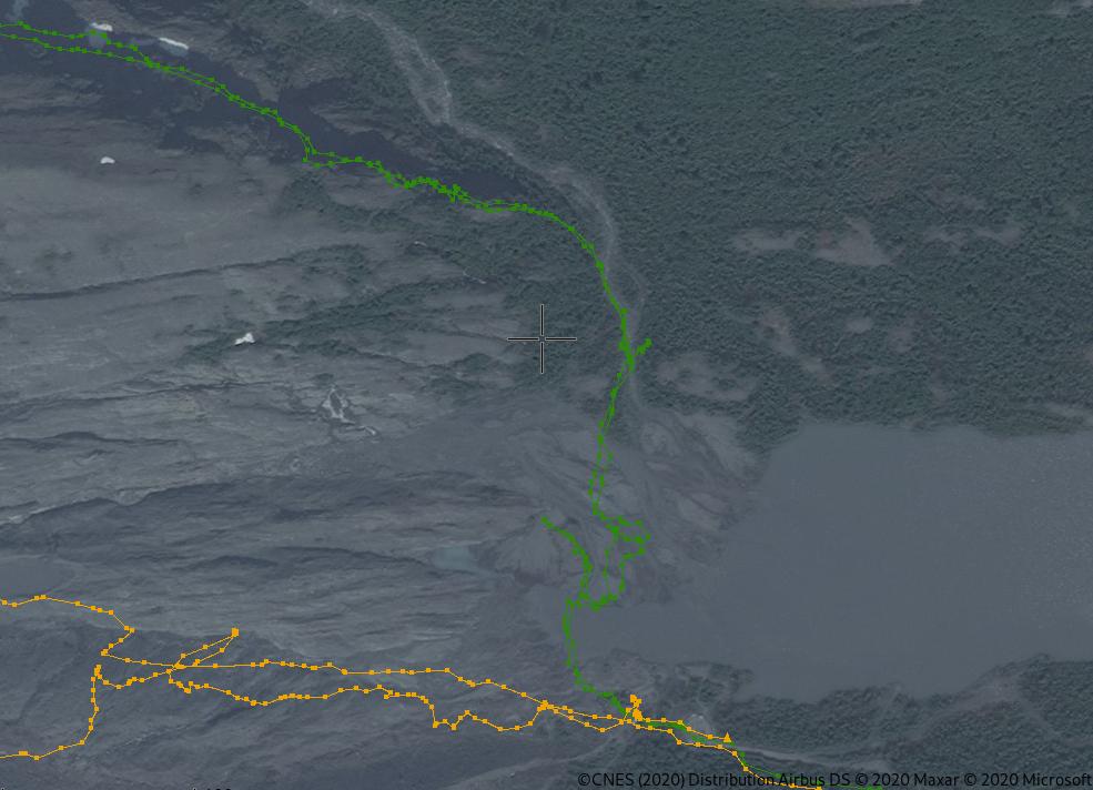 Worthington Glacier hike
